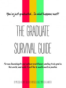 Graduate Survival Guide Cover