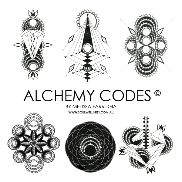 Alchemy Codes by Melissa Farrugia - Soul Wellness